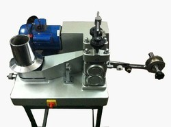 Carvide Flat Wire Machine
