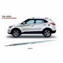 Hyundai Creta Car Graphic