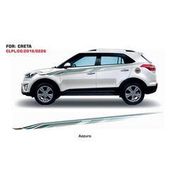 Hyundai Creta Car Graphic