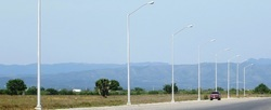 16m Highway Lighting Pole