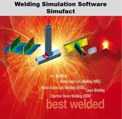 Simufact Welding Simulation Software