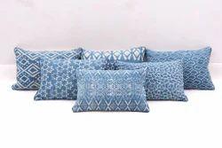 Hand Block Printed Pillows