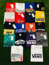 Branded Casual Original Vans T-shirts