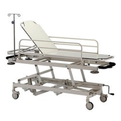 Surgitech Manual Emergency Recovery Trolley , Size: 1980 mm(L) * 710 mm(W) * 890 mm H