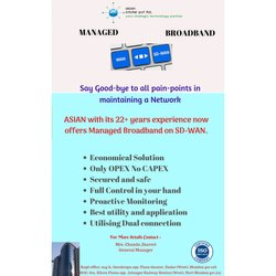 BSNL Modem Managed Broadband Services in Mumbai