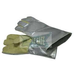 Aluminized Heat Resistance Gloves