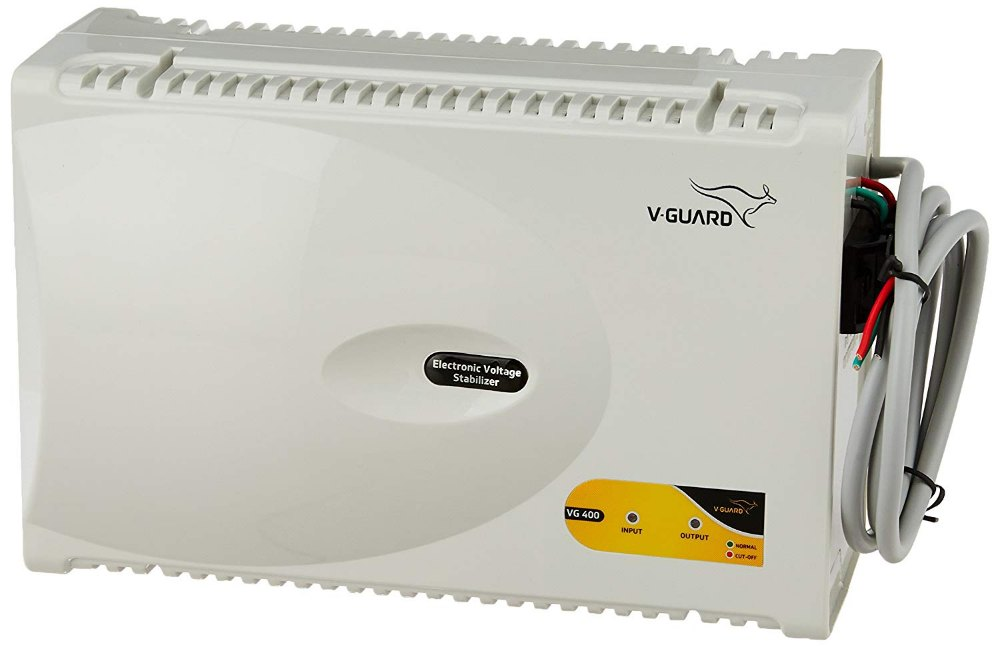 V-Guard VG 400 Air Conditioner Voltage Stabilizer