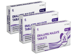 Enalapril Maleate Tablets 5mg/ 10mg/ 20mg