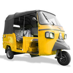 Ape Auto Rickshaw, Maximum Speed: 80 km