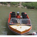 10 Seater Frp Motor Boat