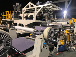PLA Extrusion Lamination Machine---100% Biodegradable