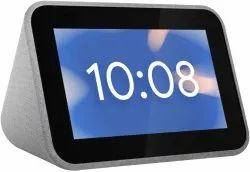Lenovo Smart Clock (with Google Assistant)  (Grey)