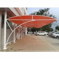 Steel Tensile Structure