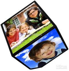 Revolving Photo Frame