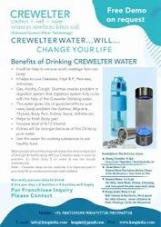 ALKALINE WATER BOTTLE - HANDY