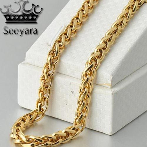 Fancy mens chain mens chain seeyara designer jewellery surat fancy men s chain aloadofball Gallery