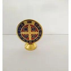 Brass Golden Religious Decorative Handicraft