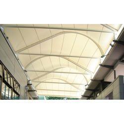 Atrium Tensile Structure