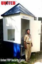 FRP Shielding Security Cabin