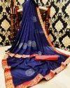 Riva enterprise ston work designer saree