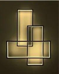 Philips Metal Led Wall Light, 3000k