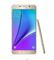 GOLD Galaxy Note5 Mobile Phones