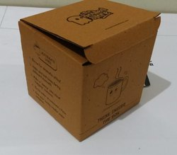 Corrugated Die Cut Box