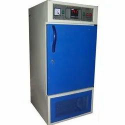 Agile Ambient To 60c Bacteriological Incubator, Model Name/Number: At-bod, Capacity: 90l To 400l