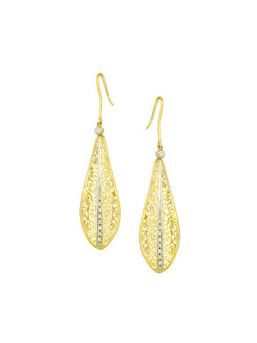 Product Image Read More Tanishq Gold Earrings
