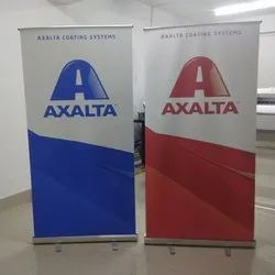 Printed Rollup Banner Standee