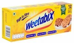 Wheat Weetabix Cereal, 225g, Packaging Type: Packet