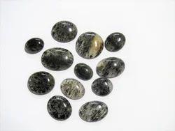 Star Moss Agate Semi Precious Stone Loose Gemstone Cabochons