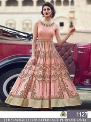 Bollywood Style Gown