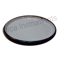 Orca Ceramic Grain Enamel Plate, for Agriculture used