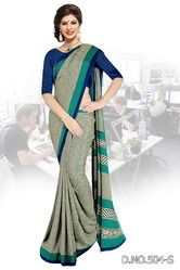 Worker Uniform Saree