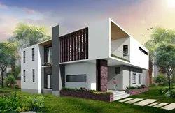 Concrete Contemporary Villas