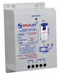 Single Phase Open Well Submersible Pump Control Panel (ELM)