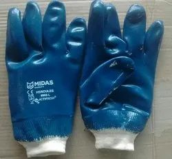Midas Nitrile Coated Gloves