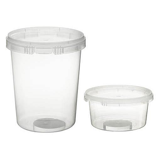 629dc5d2b46 Transparent Plastic Containers at Rs 10  piece