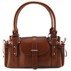 Leather Handbag, Pure Leather: Yes