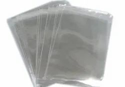 Transparent PP Polythene Covers, Packaging Type: Packet