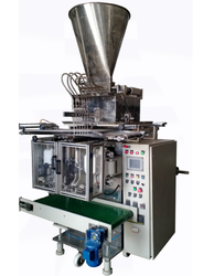 Mechanical Type FFS Liquid Sachets Filling & Sealing Machine