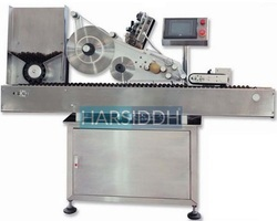 Self Adhesive Front & Back Side Sticker Labeling Machine