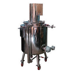 Stainless Steel FLP Jacketed Reactor