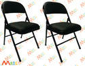 Cushioned Folding Chairs
