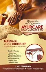 Door Step Massage Services