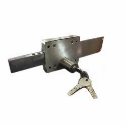 SS Double Door Lock