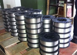 Silver ER308 H Stainless Steel Wire, For Industrial