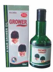 Hajara Herbs Grower Hair Oil, For Personal, Packaging Type: Bottle
