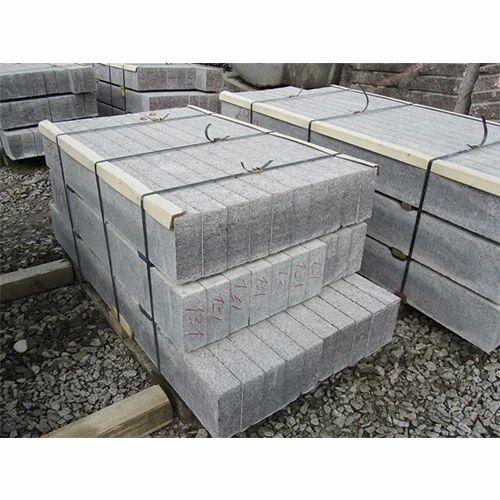 Kerb Stone - Flush Kerb Stones Manufacturer from Chennai